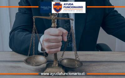Derecho de defensa de Funcionarios Públicos